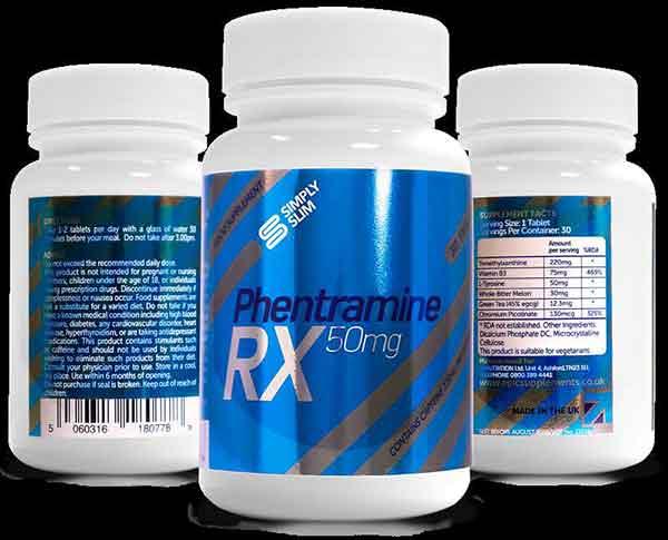 Re:Active Phentramine-RX 50 Test und Erfahrungen